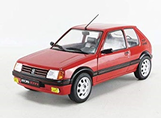 PEUGEOT 205 GTI 1.9 PHASE 1 1/18