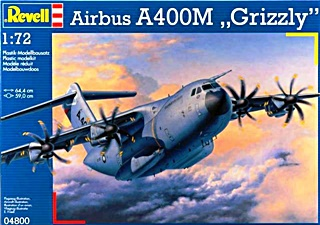 AIRBUS A400M GRIZZLY 1/72