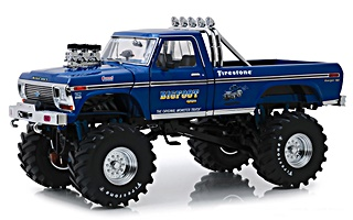 FORD F-250 BIGFOOT 1974 1/18