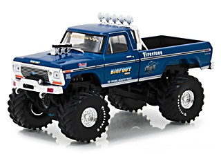 FORD F250 BIGFOOT 1974 1/43