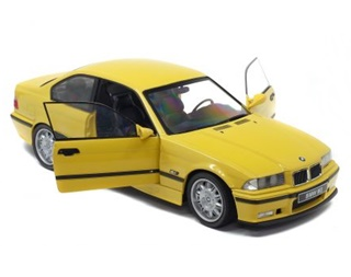 BMW M3 E36 COUPE 1/18
