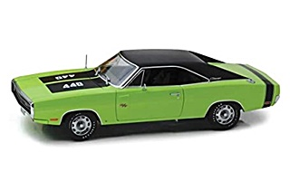 DODGE CHARGER RT 1970 1/18