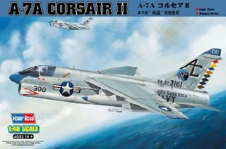 CHANCE VOUGHT A7 A CORSAIR II