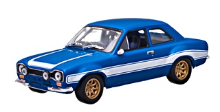 FORD ESCORT 1974 FAST + FURIOUS 1/43