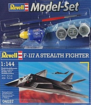 - LOCKHEED MARTIN F117 NIGHTHAWK EN SET 1/144