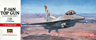GENERAL DYNAMICS F16N FIGHTING FALCON 1/72
