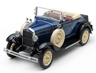 FORD MODELE A RODSTER 1931 1/18