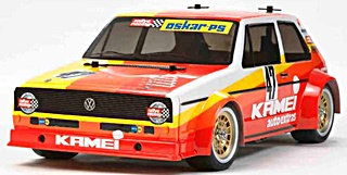 VOLKSWAGEN GOLF 1 RACING GR2 M05 2WD KIT SEUL 1/12