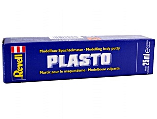 MASTIC PLASTO 25ML