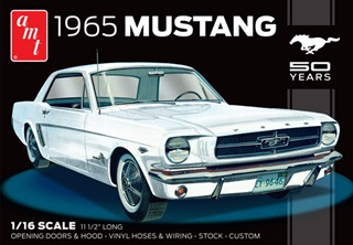 FORD MUSTANG 1965 1/16