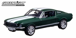 FORD MUSTANG 1967 FAST + FURIOUS 1/43