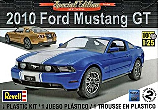 FORD MUSTANG GT 2010 1/25
