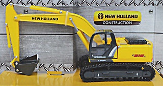 NEW HOLLAND EXCAVATRICE E215C 1/50