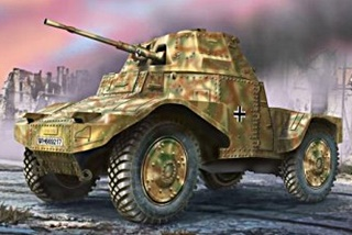 ALLEMAGNE PANHARD P204 ARMOURED SCOUT  1/35