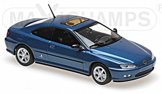 PEUGEOT 406 COUPE 1/43