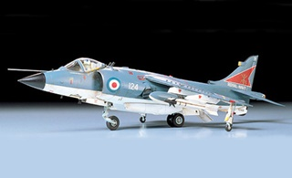 BRITISH AEROSPACE SEA HARRIER FRS1 1/48