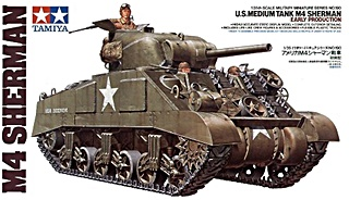 USA M4 SHERMAN 1/35