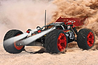 - BUGGY SPLINTER BRUSHLESS 4WD