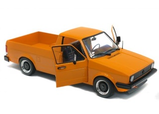 VOLKSWAGEN GOLF 1 CADDY 1982 1/18