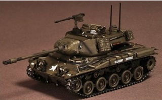 USA M41A3 WALKER BULLDOG 1/72
