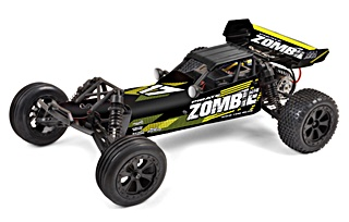 BUGGY PIRATE ZOMBIE 2WD